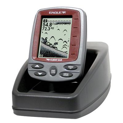 Cuda 168 portable for Eagle fish finder parts