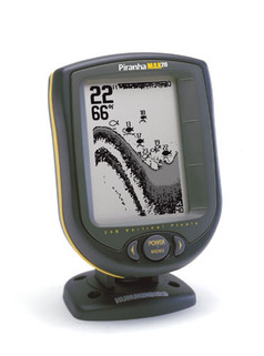 Humminbird piranhamax 20 fish finder parts for Piranha fish finder