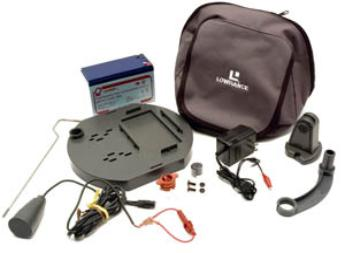 Lowrance eagle ppp 15i portable ice power pack for Eagle fish finder parts