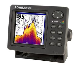 Lowrance X515c Df Fish Finder Parts
