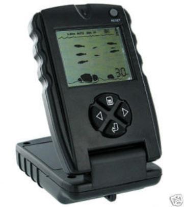 Norcross hawkeye ff3000p portable fish finder parts for Hawkeye portable fish finder