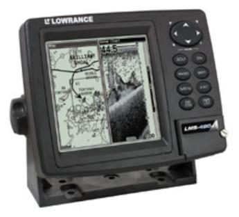 Lowrance Lms 480m Fish Finder Parts