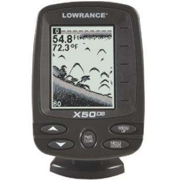 Lowrance X50 Ds Fish Finder Parts