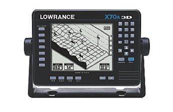 Lowrance X 70a 3d Fish Finder Parts